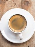 podwójne espresso fotografia royalty free