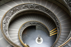 podwójne helix schody Obraz Royalty Free