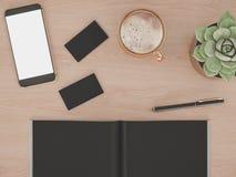 podwójny narażenia Biznesmen pracuje w nowożytnym biurze z nowożytną technologią wzrostowe mapy, biznesowy pojęcie, strategia, de Fotografia Royalty Free