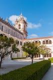 Podwórze Alcobaca monaster obrazy stock