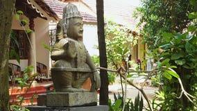 Podwórze Ayurveda dom w India zbiory