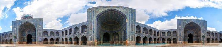 Podwórze imama meczet zdjęcie stock