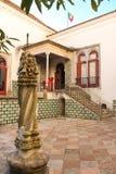 Podwórze. Krajowy pałac Sintra. Portugalia obrazy stock