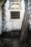 Podwórze w Anhui, Chiny Zdjęcie Royalty Free