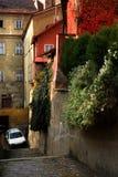 podwórzowy Prague zdjęcie stock