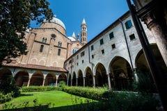 Podwórzowy sanktuarium święty Antonio od Padova Obraz Stock