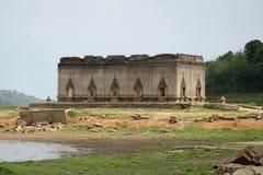 PODWODNA świątynia Obraz Stock