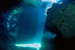 Podwodny Zdjęcie Royalty Free