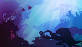 podwodny ilustracji