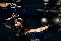 Podwodny krótkopęd Obraz Stock
