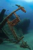 podwodny wrak Obraz Royalty Free