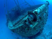 podwodny wrak Zdjęcie Royalty Free