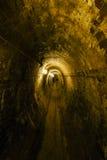 Podziemni tunele Pod browarem wewnątrz Nad - Rhine, Cincinnati Fotografia Royalty Free