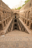 Podziemny kroka Ugrasen ki Baoli Obrazy Royalty Free