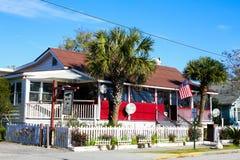Poe's Tavern, Sullivan's Island, SC Royalty Free Stock Photos