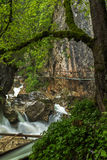 Poellat gorge Royalty Free Stock Images