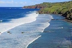 Poelua Bay Royalty Free Stock Photography