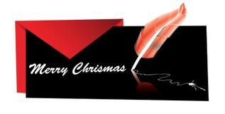 Poema de la Navidad Imagen de archivo libre de regalías