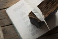 Poeta, escritor, idea de la literatura imagen de archivo libre de regalías