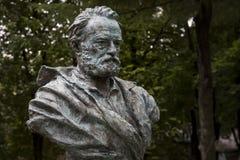 Poeta francés, novelista Victor Hugo Fotografía de archivo libre de regalías