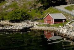 Poetical Scandinavia Stock Photography