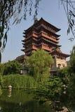 poetycki porcelanowy Nanchang Zdjęcia Royalty Free