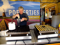 Poffertjes Royalty Free Stock Images