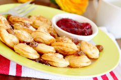 Poffertjes Royalty Free Stock Photos