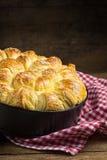Pogaca, traditional savory pastry Stock Image