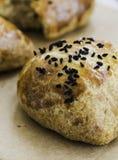 Pogaca, traditionele eigengemaakte Turkse smakelijke gebakjes royalty-vrije stock foto