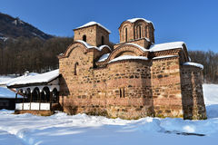 Poganovo Monastery, Serbia Stock Photos