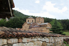 Poganovo monastery Royalty Free Stock Photo