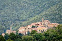Poggio, Island of Elba Royalty Free Stock Photography