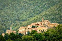 Poggio (Isola d'Elba Italy) Royalty Free Stock Image