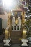 poggioreale drzwi balkonowe ruin Zdjęcia Royalty Free