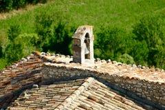 poggioreale drzwi balkonowe ruin Fotografia Stock