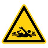 Pogmatwanie Płodozmiennego dyszla symbolu znak, Wektorowa ilustracja, Odizolowywa Na Białej tło etykietce EPS10 ilustracja wektor