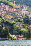Pognana Lario at Lake Como. Lombardia, Italy Stock Photo