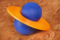 Pogoball special adaptation for fitness Stock Image