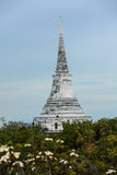 Pogoda bianco antico Immagine Stock