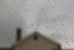 pogoda dżdżysta Obraz Stock