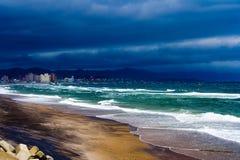 pogoda ponure zdjęcie stock