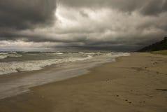 pogoda sztormowa Obraz Royalty Free