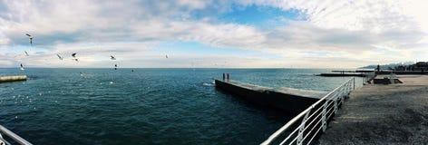 Pogoda w Odessa Zdjęcie Royalty Free