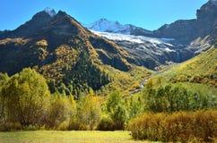 Pogodna dolina Zdjęcie Stock
