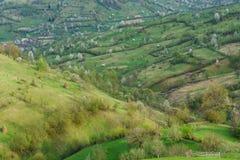 Pogodna dolina Obrazy Stock
