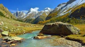 Pogodny Kaukaz Zdjęcie Royalty Free