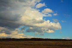 Pogodny krajobraz Zdjęcia Stock