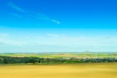 Pogodny krajobraz Zdjęcie Royalty Free