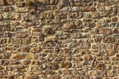 Pogodny stonewall fotografia stock